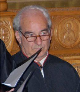 Παρασκευόπουλος Χαράλαμπος (Πρωτοψάλτης Ι.Μ. Γηροκομείου Πατρών)