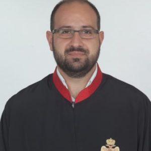 Στεφανόπουλος Κωνσταντίνος (Λαμπαδάριος νέου Ι. Ν. Μ. Βασιλείου Βραχνεΐκων Πατρών)