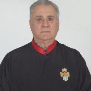 Θεοδωρόπουλος Γεώργιος  (Βοηθός Ιεροψάλτης Ι. Ν. Αγ. Ελευθερίου Πατρών)