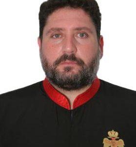 Αγγελακόπουλος Κωνσταντίνος (Πρωτοψάλτης Ι. Ν. Υπαπαντής Του Χριστού Κουλούρας Αιγίου)